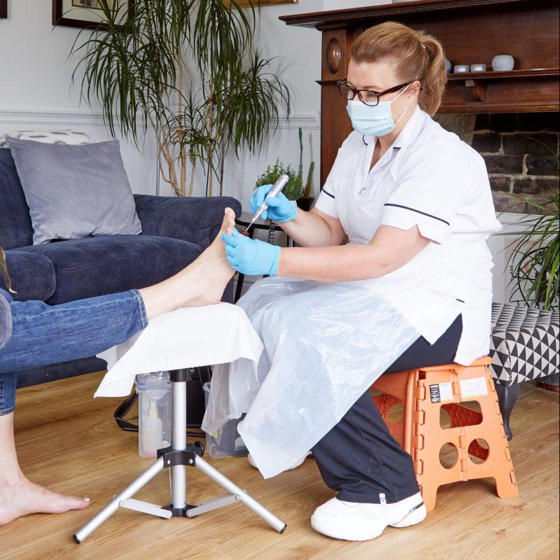 podiatary home visits